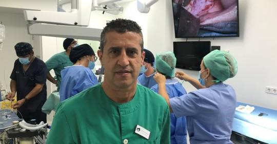 Curso  en cirugía regenerativa avanzada – Ibiza 2019