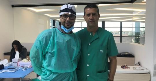 Formación en Salgado Dental Institute