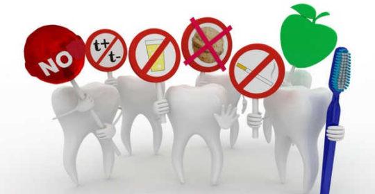Mitos sobre el cuidado de tus dientes.