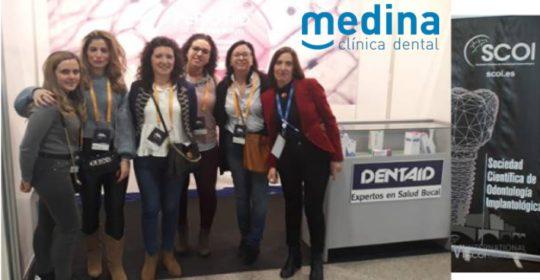 Congreso Internacional, sobre investigación Científica en Odontología Implantológica.